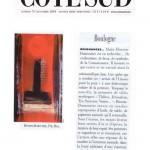 Article Côté Sud