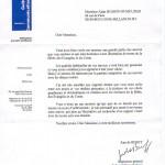 lettre Jean de Bengy