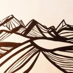montagne N° 15 le lac